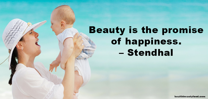 Beauty Quote Beauty is the promise of happiness