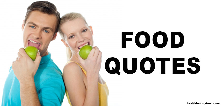 Food Quotes with Images