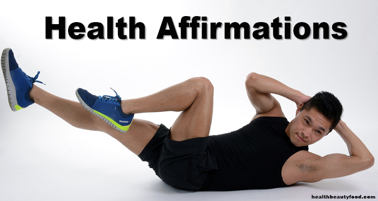 Health, Fitness, Affirmations