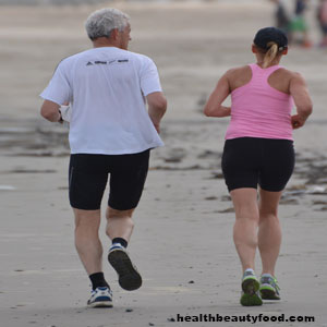 Health Benefits Brisk Walk