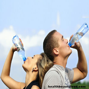 Drink Enough Water for Good Health