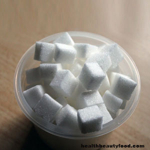 Say NO to Sugar for Good Health