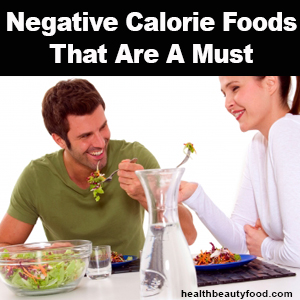 Negative Calorie Foods That Are A Must