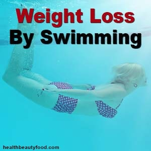 Weight Loss By Swimming